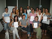 International Award training - 2011
