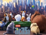 The Secret Life of Pets (2016) Singuri acasa