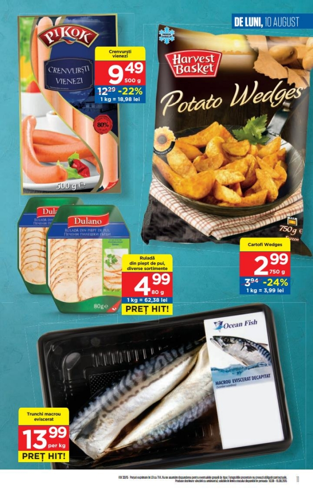 Catalog lidl revista de oferte si promotii peroada 10 16 for Cataleg lidl