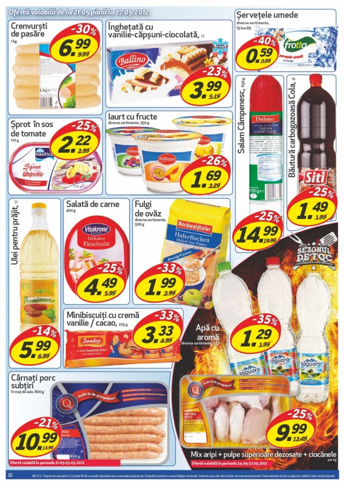 Catalog revista lidl promotii oferta 21 27 mai 2012 for Cataleg lidl