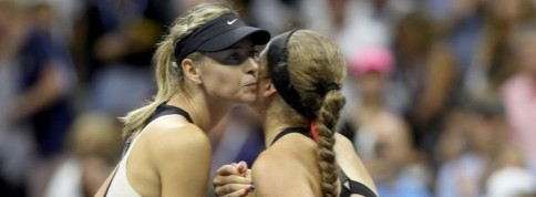 US Open | Ziua nefasta a favoritelor - Angelique Kerber, Petra Kvitova si Caroline Garcia eliminate | Maria Sharapova, victorie categorica cu Jelena Ostapenko