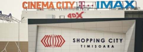 Noul Multiplex de 8 milioane de euro | The makeing of VIDEO, Cinema City Shopping Timisoara | 2D, 3D, IMAX, cel mai mare ecran IMAX din Romania