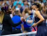 US Open 2019 | Serena Williams a invins-o pe Maria Sharapova si s-a calificat in turul 2